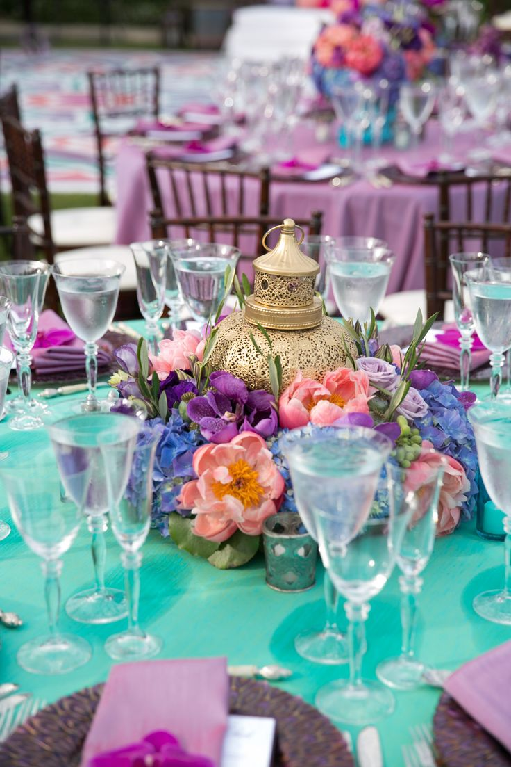 A Moroccan theme wedding with a fusion of color and California beauty, captured through the lens of Michael Segal Photography.