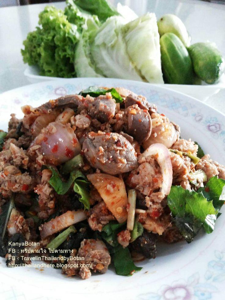 23 best thai foods thailand by botan images on pinterest food lab kai in thai or spicy chicken salad thai food by forumfinder Gallery