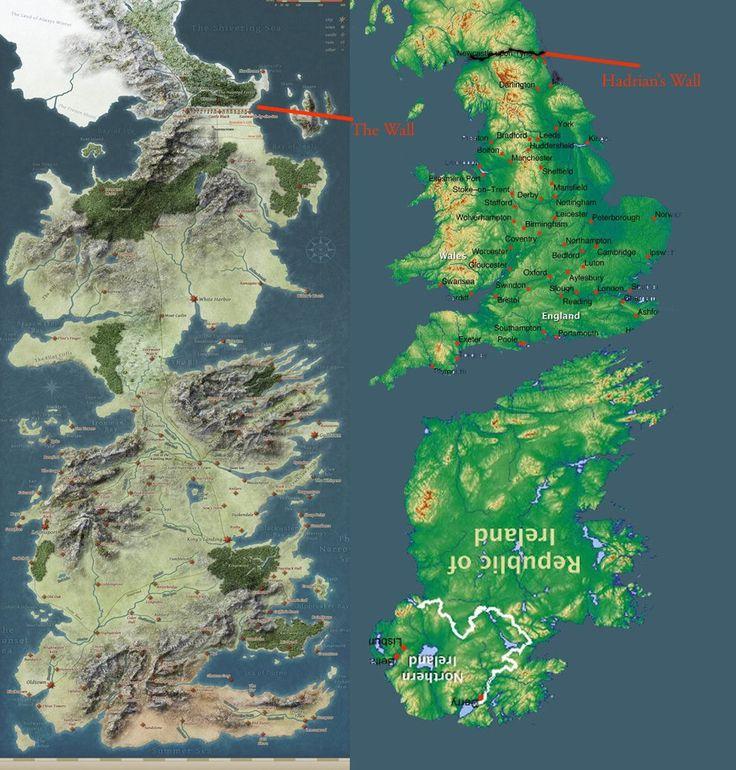 Seattle Map Funny%0A    Mapas que cambiar  n c  mo piensas respecto a GoT