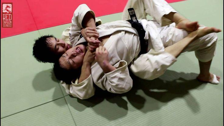 Kosen Judo Class at Kyoto University
