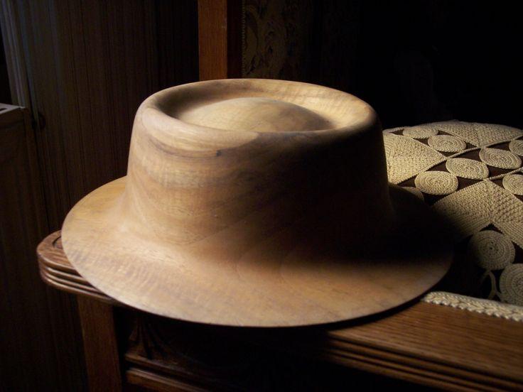 Cappello in legno di SdG
