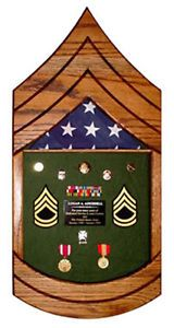 military shadow boxes | Details about Military Shadow Box - Army Sergeant First Class