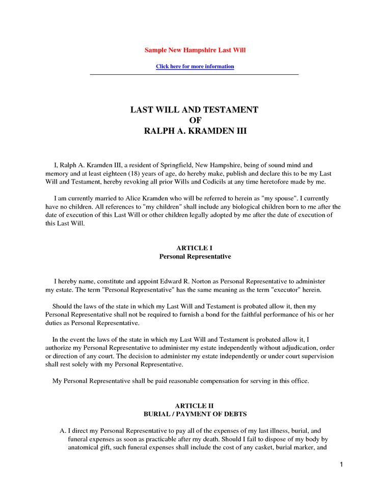 25+ unique Will and testament ideas on Pinterest Wills and - last will and testament form