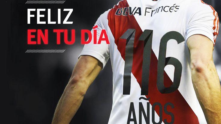 River festeja sus 116 años con show, premios y el partido por la Copa Libertadores