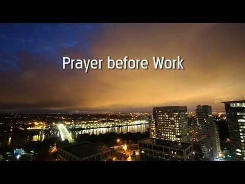 Morning Prayer Before Work - Short Daily Prayers
