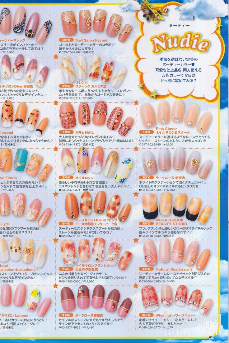 Nail Up! July 2012