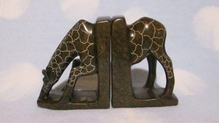 Book Ends - Giraffa #1