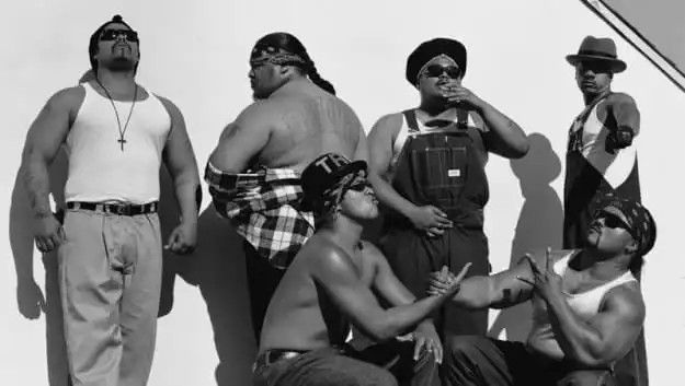Boo-Yaa T.R.I.B.E (USA , hip hop/rap metal/heavy metal)