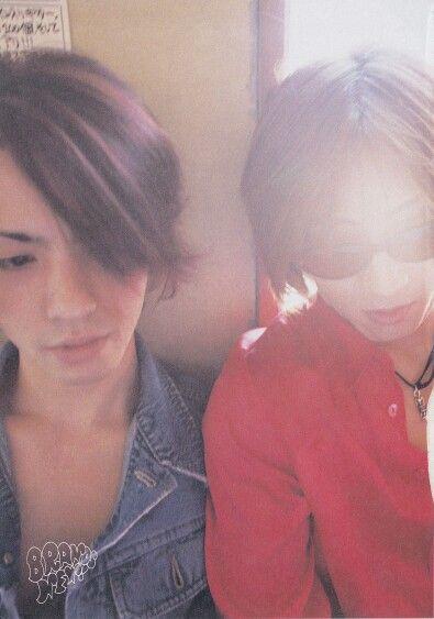 Hyde x Tetsuya