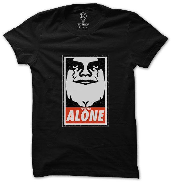 Obey Alone Tshirts In India Online For Men & Women – ultykhopdi.com