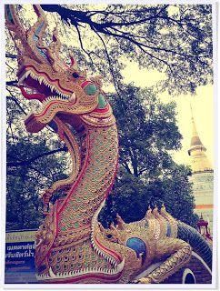Thaïlande JOUR 7 : Lampang / Chiang Maï