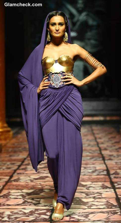 Suneet VarmaCollection at India Bridal Fashion Week 2013