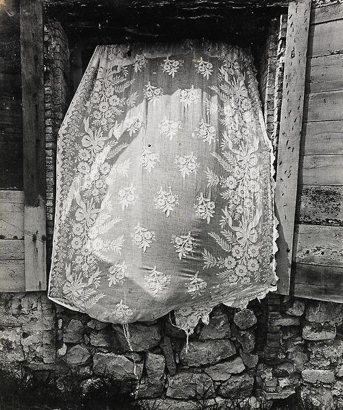 lace      Christer Strömholm - Fox-Amphoux, France, 1960