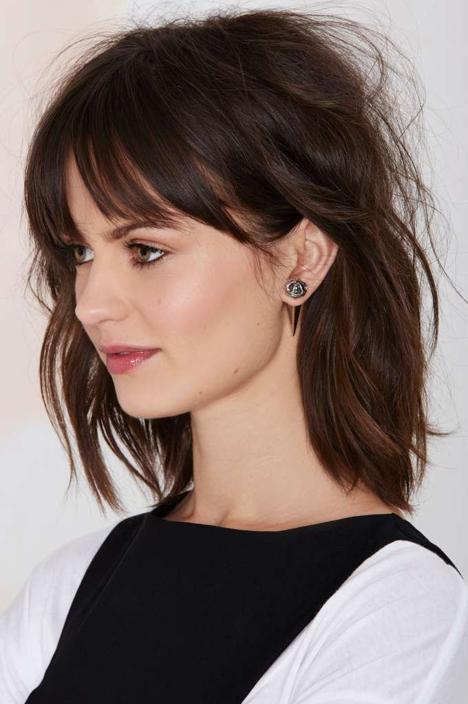 Spear Me Back to Front Earrings - Accessories | All | Earrings | equipment