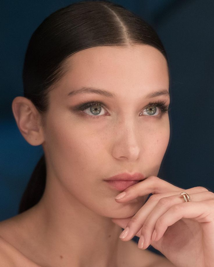 "bel-hadid: """"Bella Hadid backstage at Misha Resort "" """