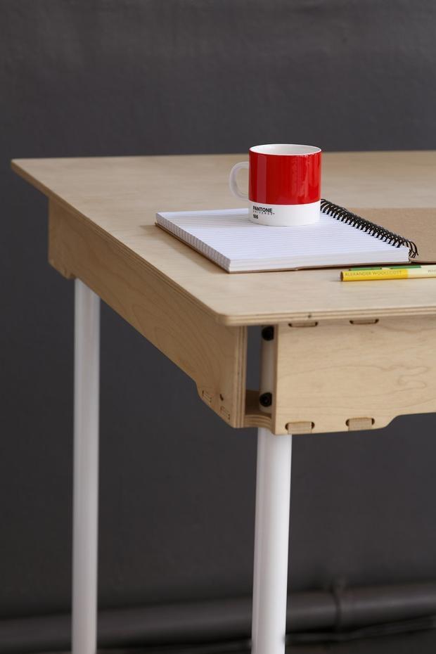 Fairlegs Rectangle Table - pedersen+lennard