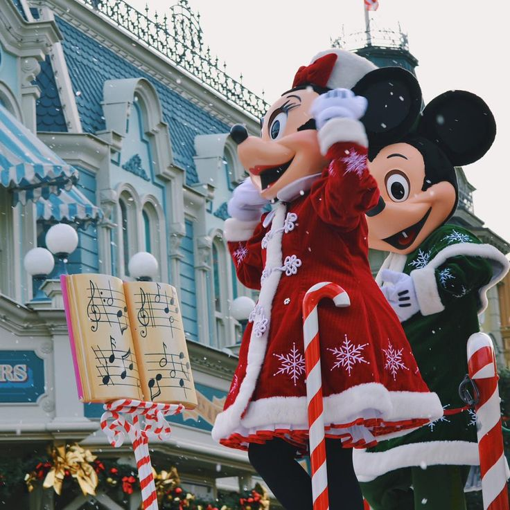 Christmas Decorations For Disneyland: 1000+ Ideas About Disneyland Paris Christmas On Pinterest