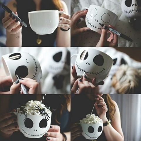 Ideas para Halloween #SonIdeas #Diy