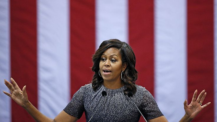 A huge surge of support for First Lady Michelle Obama to run for president in 2020 has risen online, following yesterday's US election result.