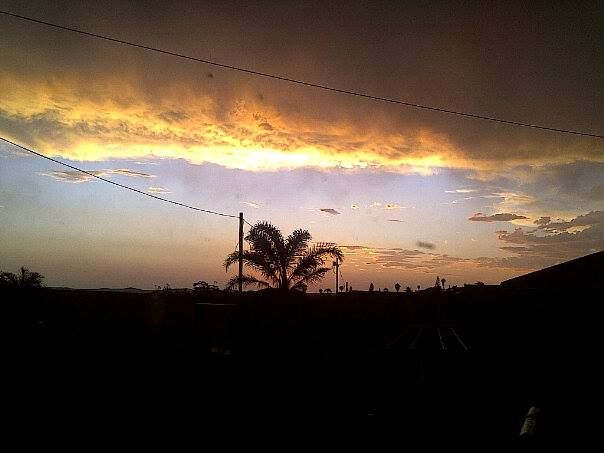 Taken during a storm in East London, South Africa.