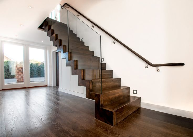 Best 48 Best Modern Stairs Images On Pinterest Modern Stairs 400 x 300