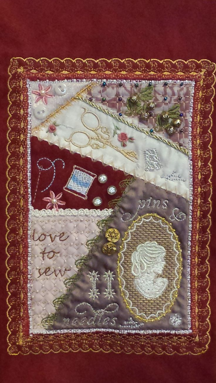 Best images about quilts ☆ ribbon embroidery