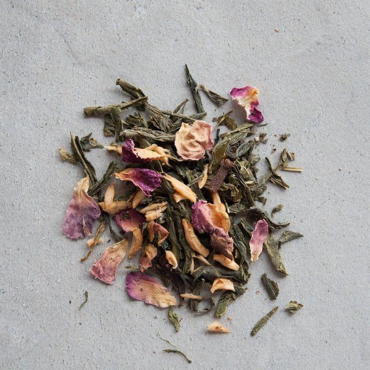 Endeavour Tea — Lady Rose — Dessert-inspired, hand-blended loose leaf tea