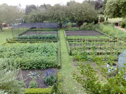 Best Gardens To Visit Great Potagers And Kitchen Gardens