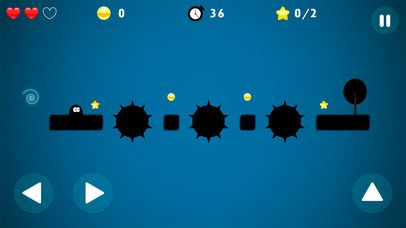 He Likes The Darkness on App Store:   Jump on the platform don't touch on enemies! Go to the top become the leader of the world ranking! Features: - 5 characters - Onlin...  Developer: Taras Kirnasovskiy  Download at http://ift.tt/1ug0Pq6