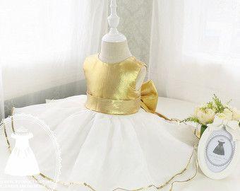 CALIENTE Gracias niño/niño/bebé/recién nacido vestido por PLdress