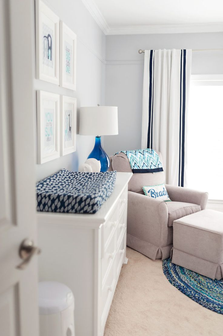 Modern Baby Boy Room: 1000+ Images About Baby Boy Nursery Ideas On Pinterest