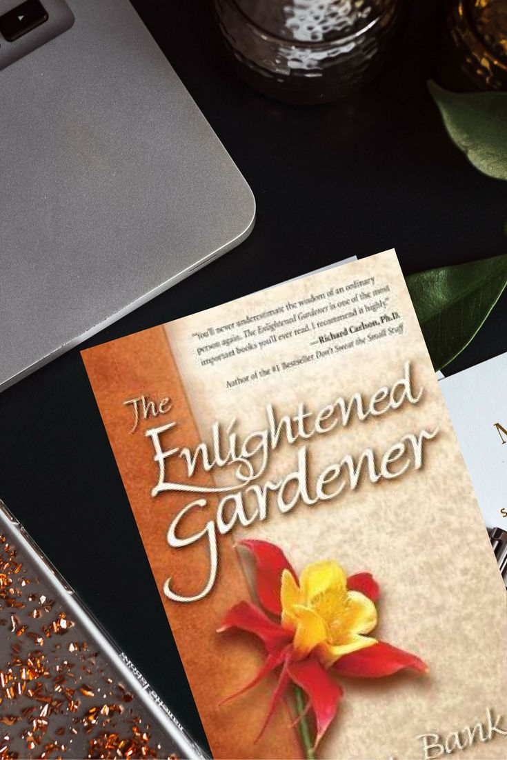 My top 10 life-changing books when you are soul-searching, that can help us to see our life and relationships in a new light. 4. Enlightened Gardener by Sydney Banks. Click through to read the post.