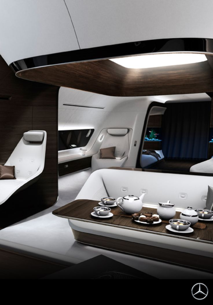 In time for EBACE 2015, which took place May 2015 in Geneva, Mercedes-