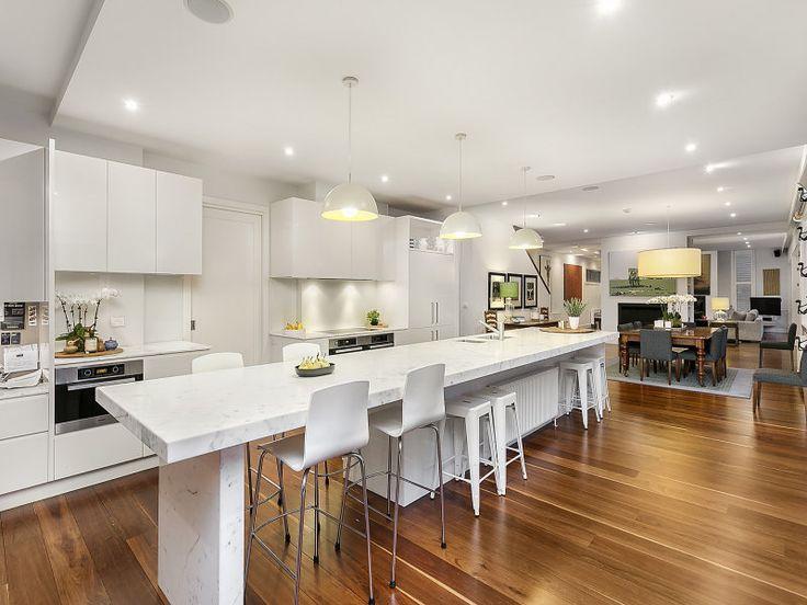 11/5/15 Camberwell, VIC Sales Agents - Glen Coutinho and Nikki McCarthy RT Edgar (Boroondara) - Hawthorn Sales 03 8888 2000 #kitchen #kitchens #kitcheninspo #homeinspo #designinspo #property #design #livingroom #diningroom