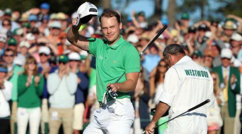 Masters Champ Danny Willett Joins the PGA Tour