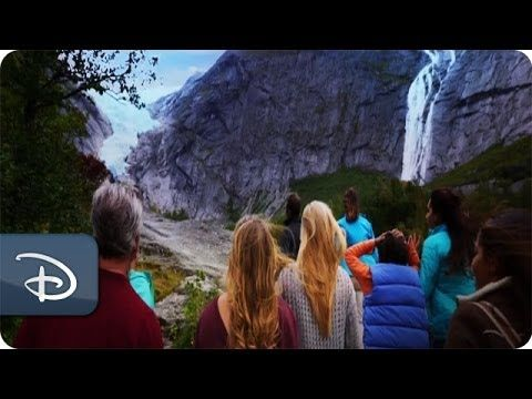 Check out this great Norway itinerary, inspired by Disney's Frozen from Adventures by Disney