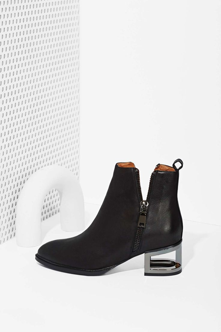 Jeffrey Campbell Boone Bootie - Black