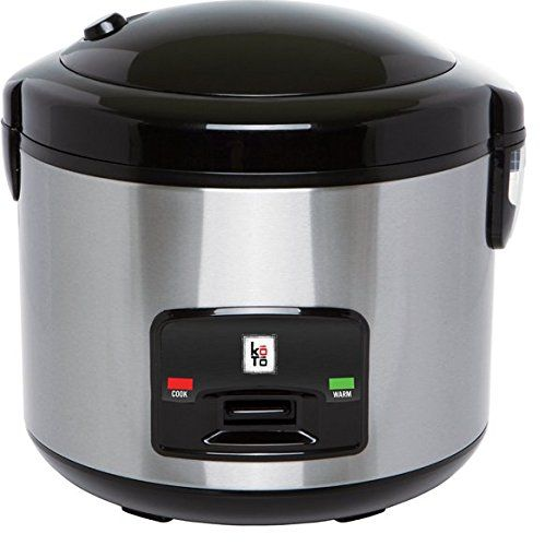 VitaClay Smart Organic Multicooker Rice Maker Double Lid Stainless Steel Brushed