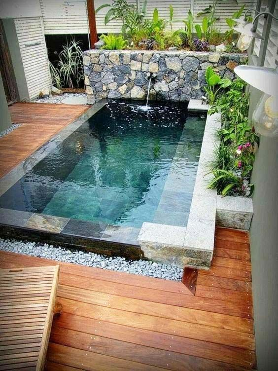 What Chemicals Do I Need For My Pool Ultimate Guide To Keeping Your Water Clean Healthy Small Backyard Pools Small Pool Design Backyard Pool