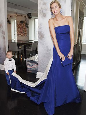 In a red carpet culture of see-through gowns and intentionally visible knickers, Ivanka Trump is the poster-girl for elegant restraint. And she knows her way around a Met gala, having already attended five of the black-tie events. She gave...