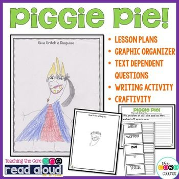 Do you love reading aloud to your primary students? We do too! It is one of my favorite times of the day. This read-aloud pack is unique in that it holds on to the tradition of reading-aloud for pleasure, but also helps you meet core standards at the same time.