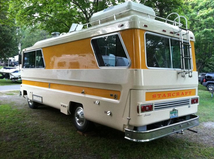 Starcraft Rv Google Search Vintage Travel Trailers