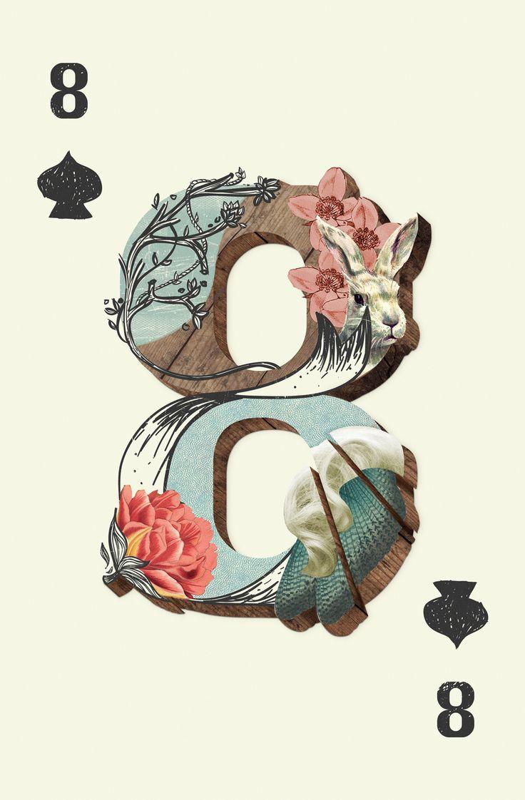 8 of spades by Yumi Shimada