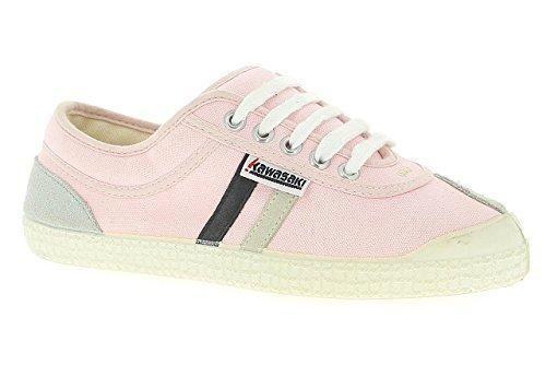 Oferta: 69.95€. Comprar Ofertas de Kawasaki 23 Retro - Zapatillas de deporte, unisex, color rosa, talla 36 barato. ¡Mira las ofertas!