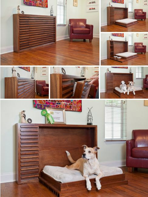 Modern Fold-Out Pet Bed - Best 20+ Fold Out Beds Ideas On Pinterest Murphy Bed Hardware