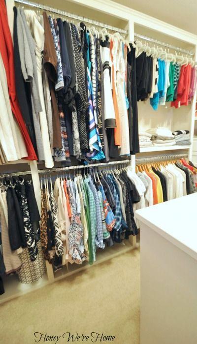 Begehbarer kleiderschrank stars  41 besten Closet Bilder auf Pinterest   Ankleidezimmer, Wohnen und ...