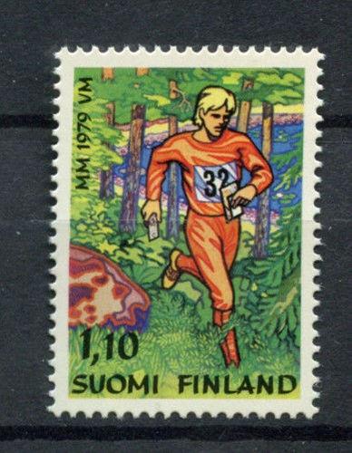 Finland 1979 SG 942 Orienteering MNH 16657 | eBay