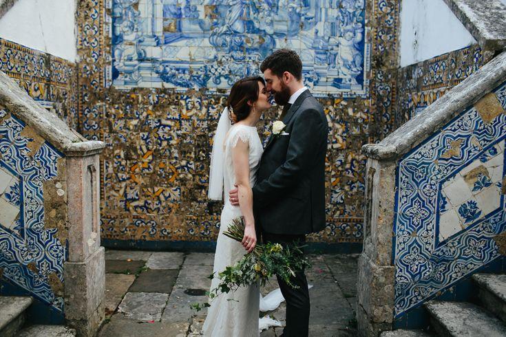 Uniquely Natural Portuguese Wedding at Areias Do Seixo
