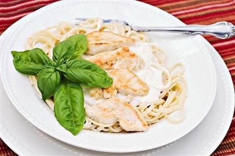 Феттучини со сливочным соусом рецепт – итальянская кухня: паста и пицца. «Афиша-Еда»