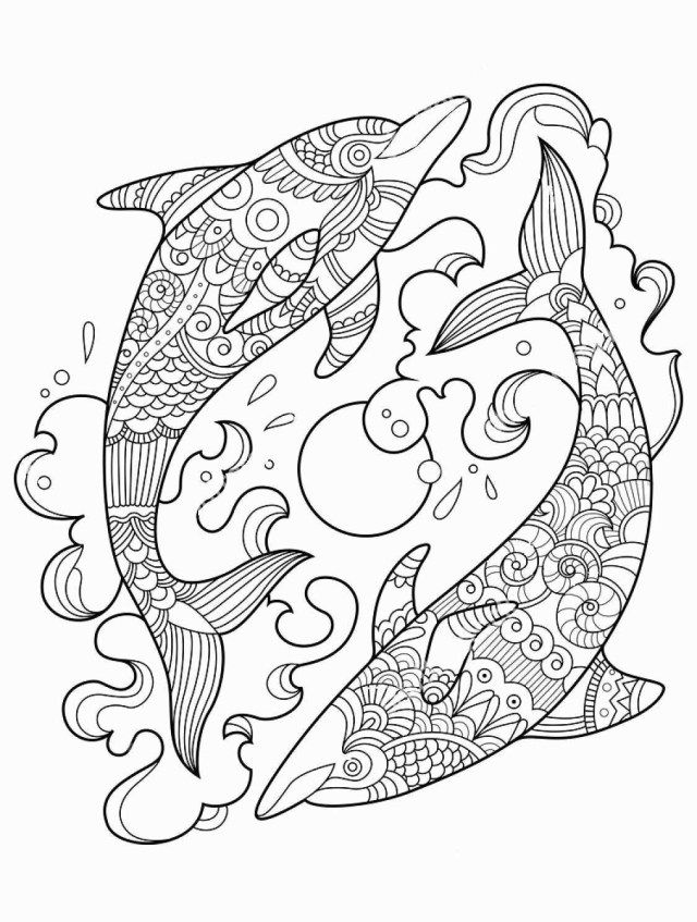 Beautiful Photo Of Backpack Coloring Page Dolphin Coloring Pages